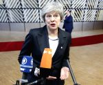 Brexit deal not up for renegotiation, EU tells May