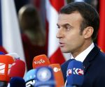 Macron condemns anti-Semitic abuse by 'yellow vest' protesters