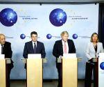 BELGIUM BRUSSELS EU IRAN FOREIGN MINISTERS MEETING