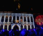 BELGIUM-MONS-EUROPEAN CAPITAL OF CULTURE-OPENNING CEREMONY