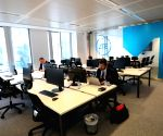BELGIUM BRUSSELS ZTE CYBERSECURITY LAB