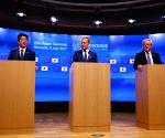 BELGIUM BRUSSELS EU JAPAN DIPLOMACY