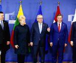 BELGIUM BRUSSELS EU SUMMIT