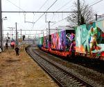 BELGIUM BRUSSELS TRAIN CLIMATE
