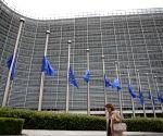 BELGIUM BRUSSELS EU MOURN UK ATTACK VICTIMS