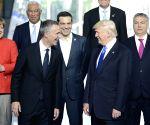 BELGIUM BRUSSELS NATO SUMMIT