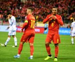 BELGIUM-BRUSSELS-SOCCER-UEFA EURO 2020 QUALIFYING MATCH-BELGIUM-SAN MARINO