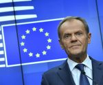Donald Tusk elected as new EPP leader