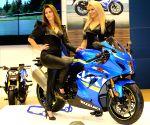 BELGIUM BRUSSLES MOTOR SHOW