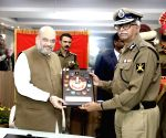 Amit Shah visits BSF Headquarters