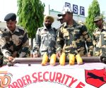 BSF seizes heroin in Punjab