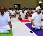 International Yoga Day celebrations - BSF