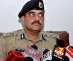 BSF IG's press conference