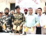 BSF recovers 12 kg heroin
