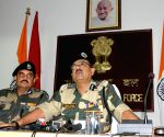 BSF press conference