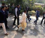 Winter session of parliament - Mayawati