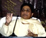 Prefer opposition than alliance with Congress or BJP: Mayawati