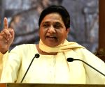 People voted for Congress with 'heavy heart', says Mayawati