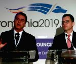 ROMANIA BUCHAREST EU TRADE MINISTERS INFORMAL MEETING