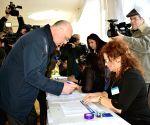 MOLDOVA CHISINAU PARLIAMENTARY ELECTIONS