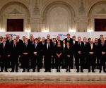 ROMANIA BUCHAREST EU DEFENCE MINISTERS INFORMAL MEETING