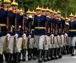 ROMANIA BUCHAREST AVIATION DAY