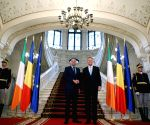 ROMANIA BUCHAREST IRISH PM VISIT