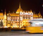 Budapest (Hungary): Christmas tree