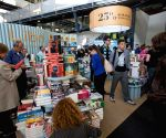 HUNGARY-BUDAPEST-INTERNATIONAL BOOK FAIR