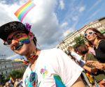 HUNGARY-BUDAPEST-GAY PRIDE PARADE