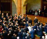 HUNGARY BUDAPEST PRESIDENT ELECTION