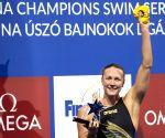 HUNGARY-BUDAPEST-FINA CHAMPIONS SERIES-DAY 2