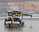 HUNGARY BUDAPEST BOAT ACCIDENT