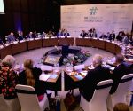 HUNGARY BUDAPEST VISEGRAD COUNTRIES MEETING