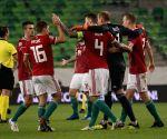 HUNGARY BUDAPEST SOCCER UEFA NATIONS LEAGUE
