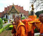 Bodh Gaya: Songkran festival