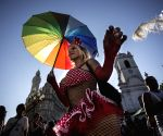 Buenos Aires (Argentina): 23rd Gay Pride March in Buenos Aires