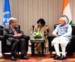 Buenos Aires (Argentina): G20 Summit: PM Modi meets UN Chief Antonio Guterres