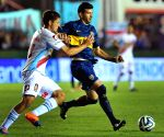 Buenos Aires (Argentina): First Division Tournament of the Argentine soccer match
