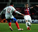 Buenos Aires: Second leg final match of the 2014 Libertadores Cup