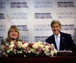 ARGENTINA BUENOS AIRES US POLITICS VISIT