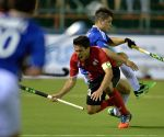 Buenos Aires: Argentina vs Austria - Hockey World League