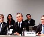 ARGENTINA-BUENOS AIRES-G20 MEETING-FINANCE MINISTERS