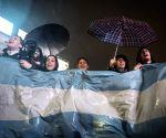 ARGENTINA BUENOS AIRES LIONEL MESSI REQUEST