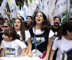 ARGENTINA BUENOS AIRES SOCIETY ANNIVERSARY