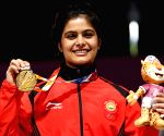 Riding on expectations, Bhaker vows to give her best in Tokyo