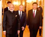 Modi, Xi, Putin to discuss Trump's trade war at G20
