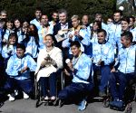 ARGENTINA BUENOS AIRES PARALYMPICS WELCOMING CEREMONY