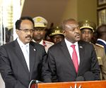 BURUNDI BUJUMBURA SOMALIA PEACEKEEPERS