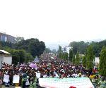 BURUNDI BUJUMBURA DEMONSTRATION